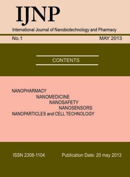 Int. J. Nanobiotechnol. Pharm.